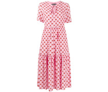 'Carter' Kleid mit Print
