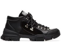 'Flashtrek' Sneakers aus Leder