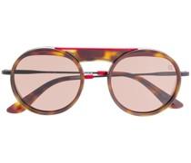 Kobe round sunglasses