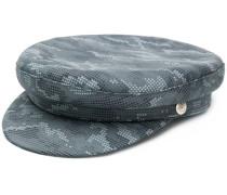 Schirmmütze mit Camouflagemuster
