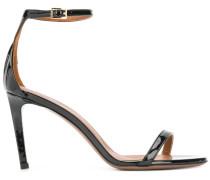 85mm Sandalen mit runder Schuhspitze