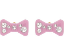 Ohrringe mit Kristallverzierung
