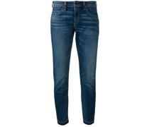 'Dre' Cropped-Jeans