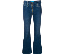'Marrakesh' Cropped-Jeans