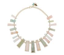 Halskette mit Schmucksteinen