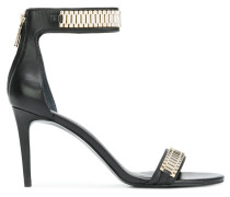 Sandalen mit Metallborten