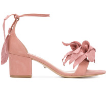 open toe flower sandals