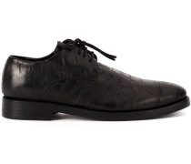 'The Last Conspiracy X Isaac Sellam' Derby-Schuhe