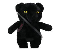 Karl x Carine Panther-Umhängetasche