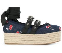 'Cherry' Jeans-Espadrilles
