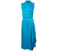 Gerüschtes Kleid im Lagen-Look