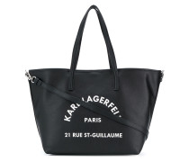 'Rue St. Guillaume' Shopper