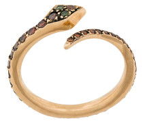 big snake ring