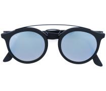 Pilotenbrille mit rundem Gestell - Unavailable