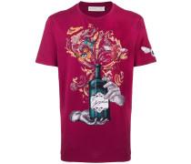 """T-Shirt mit """"Poison""""-Print"""