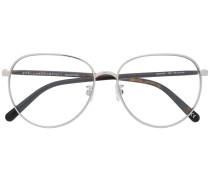 aviator framed glasses