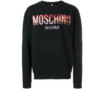 Swim sunset sweatshirt