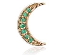 Ohrring mit Smaragd