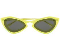 Neon-Sonnenbrille