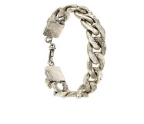 Geflochteness Sterlingsilber-Armband - Unavailable