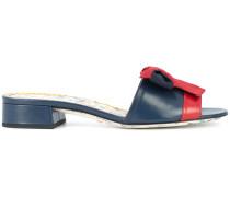 Jane low heeled mules