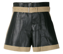Shorts im Biker-Look