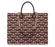 Jacquard-Handtasche