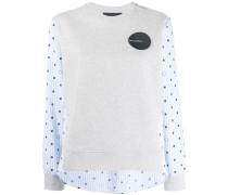 Gepunktetes 'Karl' Sweatshirt