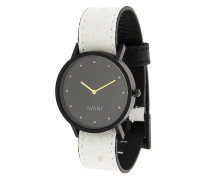 'Avant Diffuse Invert White' Armbanduhr