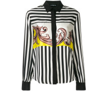 baroque and stripe shirt
