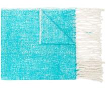 woven tassel scarf