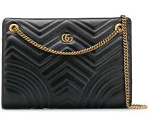 'GG Marmont' Matelassé-Handtasche