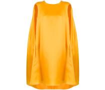 Oversized-Kleid im Cape-Design