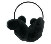Ohrenschützer mit Katzenmotiv