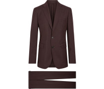 Soho Fit Puppytooth Wool Mohair Suit