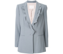 Suiting Ruffle Jacket