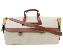 Reisetasche mit Kontrasteinsatz