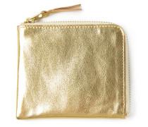 Metallisches Portemonnaie