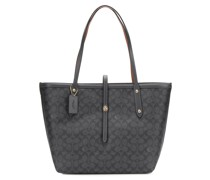 - Woman - COATED CANVAS SIG MARKET TOTE