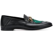 Loafer mit Panthermotiv
