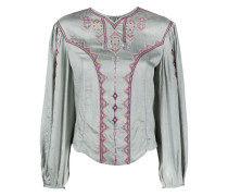 Tullya embroidered shirt