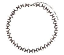 'Star' Halskette aus Sterlingsilber