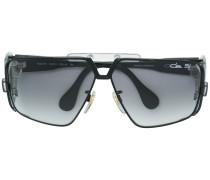 Brille mit geometrischen Gläsern