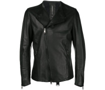 asymmetric blazer jacket