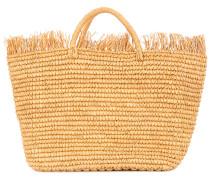 Geflochtene Handtasche
