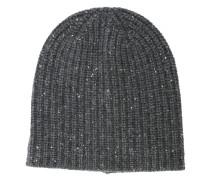 Donegal tweed beanie