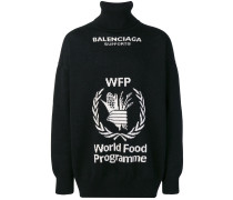 'World Food Programme' Rollkragenpullover