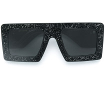 Mother Beep sqaure sunglasses