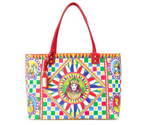 'Sicilian Carretto Beatrice' Shopper