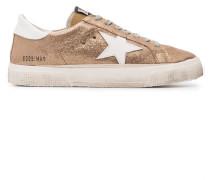 'May' Sneakers mit Glitzereffekt